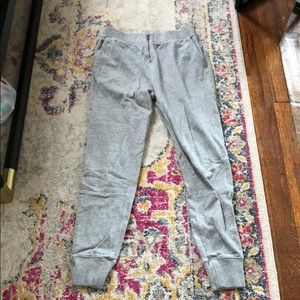 EUC Madewell Zip-Up Sweatpants XS